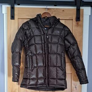 North Face Women's Down Puffer Winter Coat